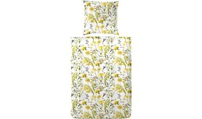 Primera Bettwäsche »Bienen-Retter«, mit gratis Blumensamen kaufen