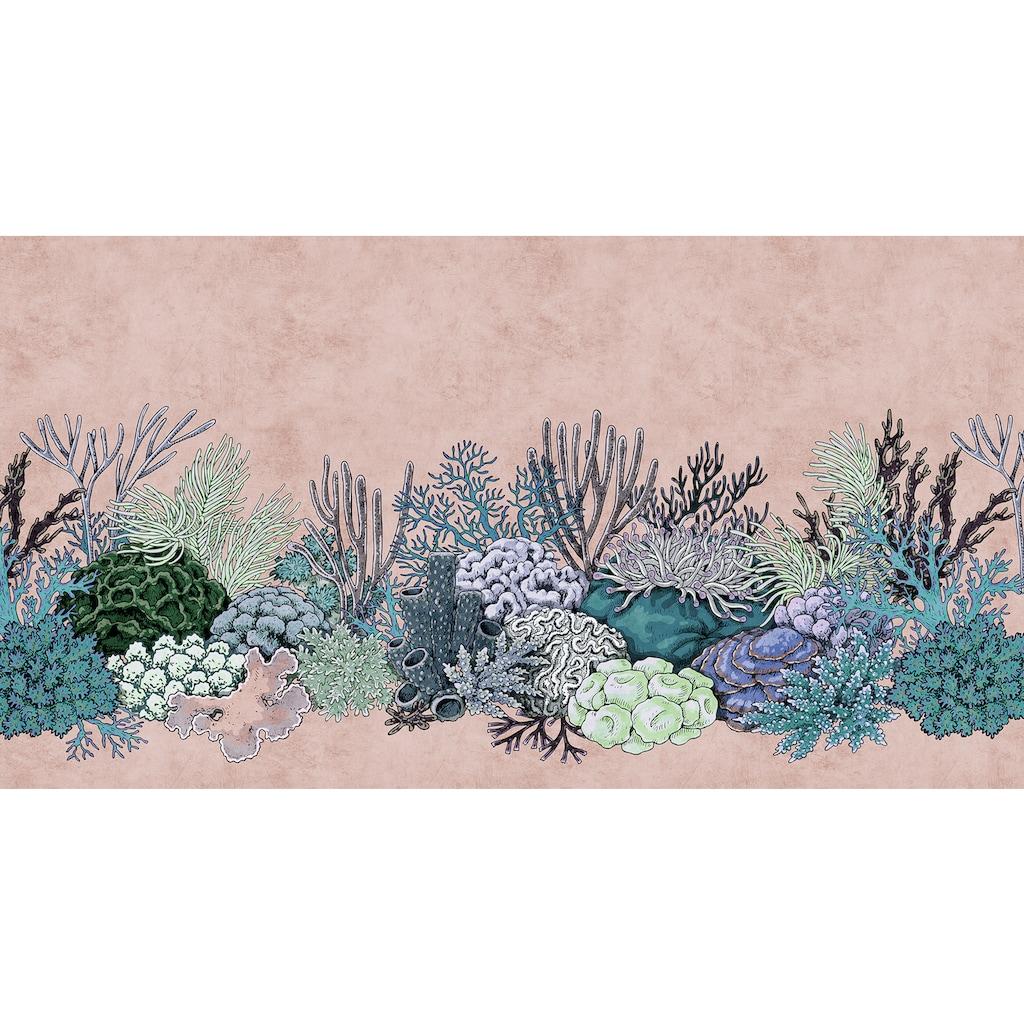 living walls Fototapete »Walls by Patel Octopus´S Garden 2«