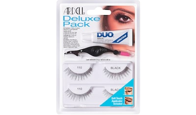 ARDELL Bandwimpern »Deluxe Pack 110«, inkl. DUO Wimpernkleber und Applikator kaufen