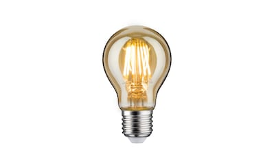 Paulmann LED-Leuchtmittel »E27 Goldlicht dimmbar Vintage AGL 6W«, 1 St., Extra-Warmweiß kaufen