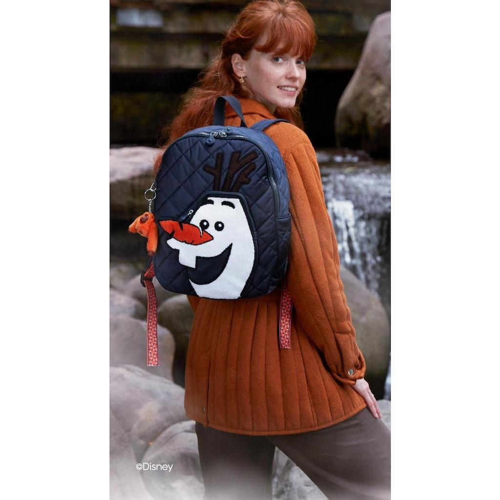KIPLING Freizeitrucksack »Disney Frozen II, Olaf M«