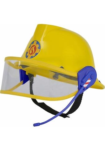 """SIMBA Spielzeug - Helm """"Feuerwehrmann Sam"""" kaufen"""