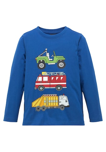 KIDSWORLD Langarmshirt »Autos« kaufen