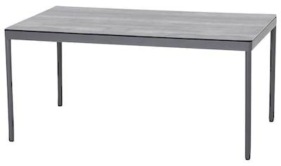 SIENA GARDEN Gartentisch »Carim«, Aluminium, 140x80 cm kaufen