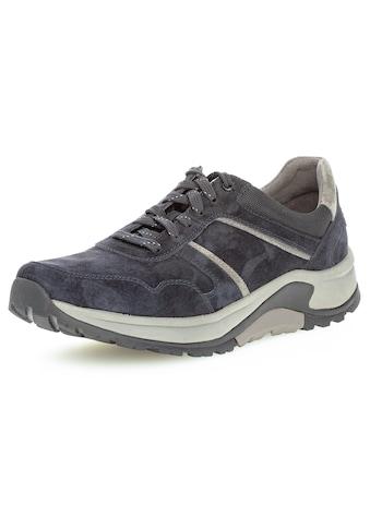 Gabor Rollingsoft Sneaker, mit Kontrastbesatz kaufen