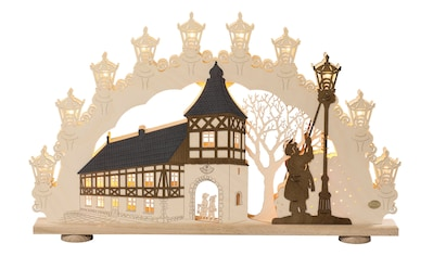SAICO Original 3D - Lichterbogen Altstadtromantik kaufen