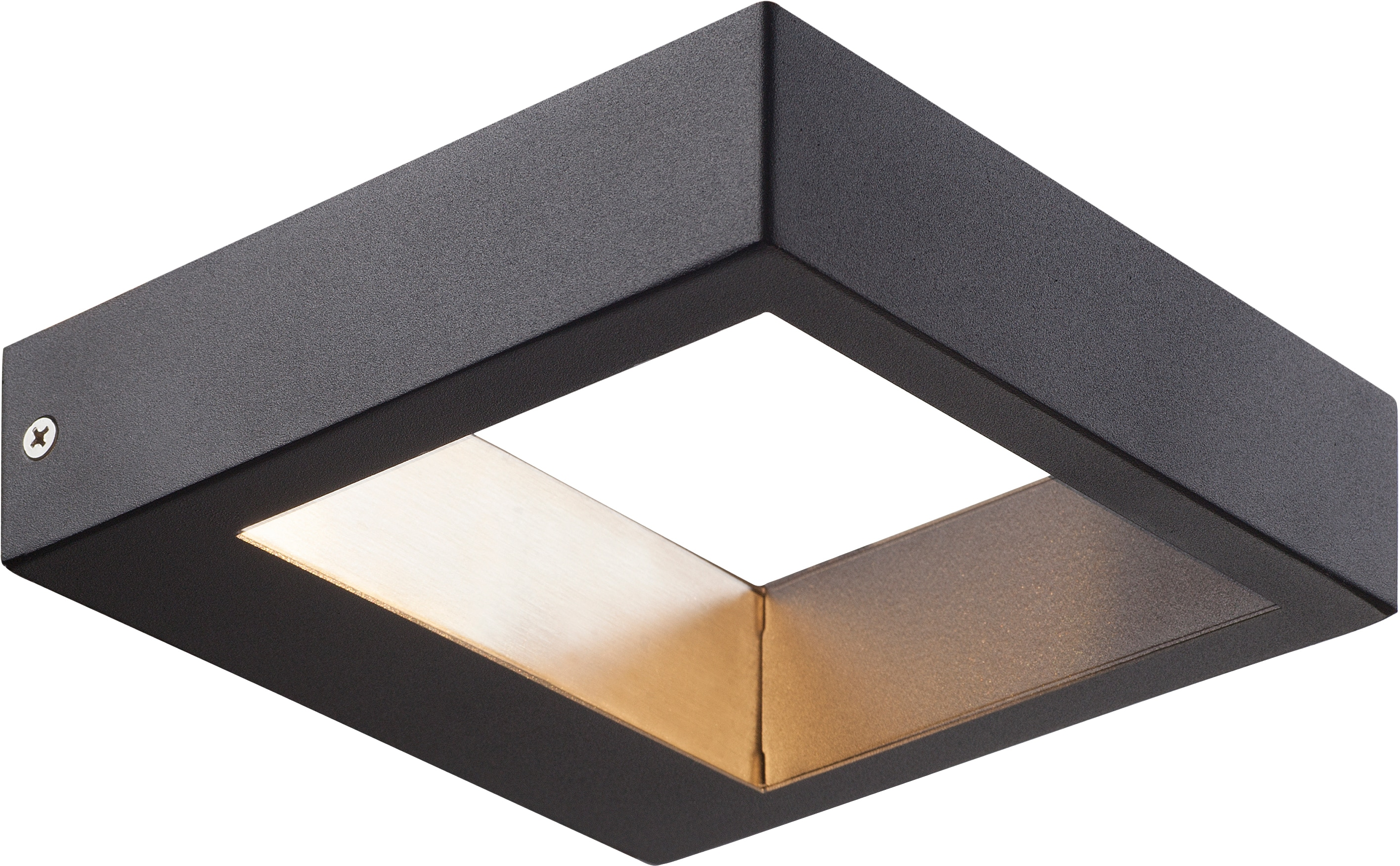 Nordlux LED Außen-Wandleuchte Avon, LED-Board, Warmweiß