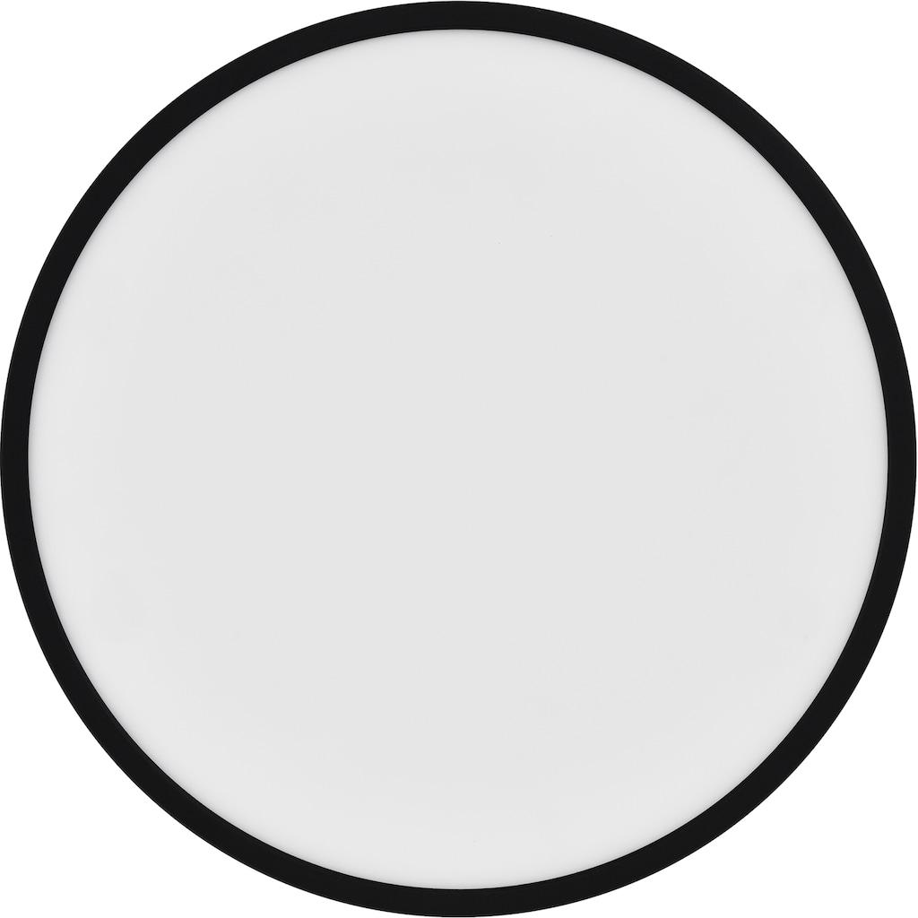 Nordlux LED Deckenleuchte »OJA«, LED-Modul, Farbwechsler, Farbwechsel, inkl. LED Modul, inkl. Dimmer