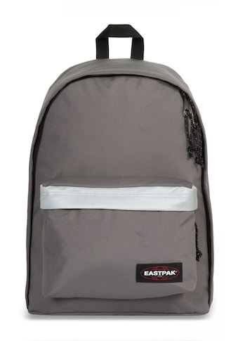 Eastpak Laptoprucksack »OUT OF OFFICE reflective grey« kaufen