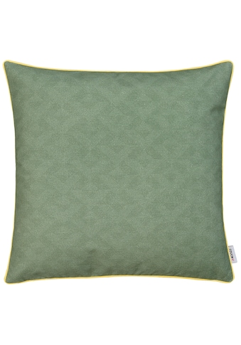 COUCH♥ Kissenhülle »Grace«, (1 St.), mit einem tollem Piping, COUCH Lieblingsstücke kaufen