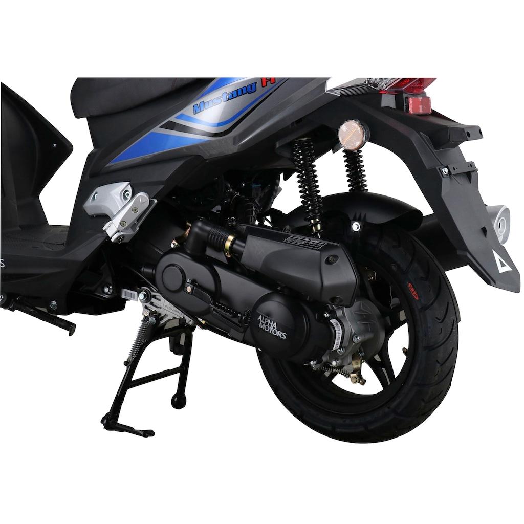 Alpha Motors Motorroller »Mustang FI«, 3 PS