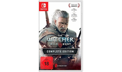 The Witcher 3: Wild Hunt  -  Complete Edition Nintendo Switch kaufen
