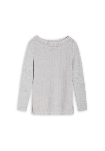 Sandwich Luftiger Sweater mit U-Boot-Ausschnitt kaufen