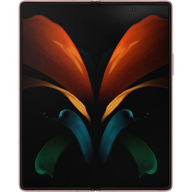 Samsung Galaxy Z Fold 2 5G Smartphone (19,09 cm / 7,6 Zoll, 256 GB, 12 MP Kamera)