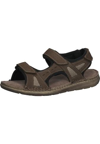 Bama Sandale »Leder/Textil« kaufen