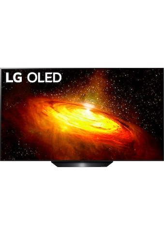LG OLED55BX9LB OLED - Fernseher (139 cm / (55 Zoll), 4K Ultra HD, Smart - TV kaufen