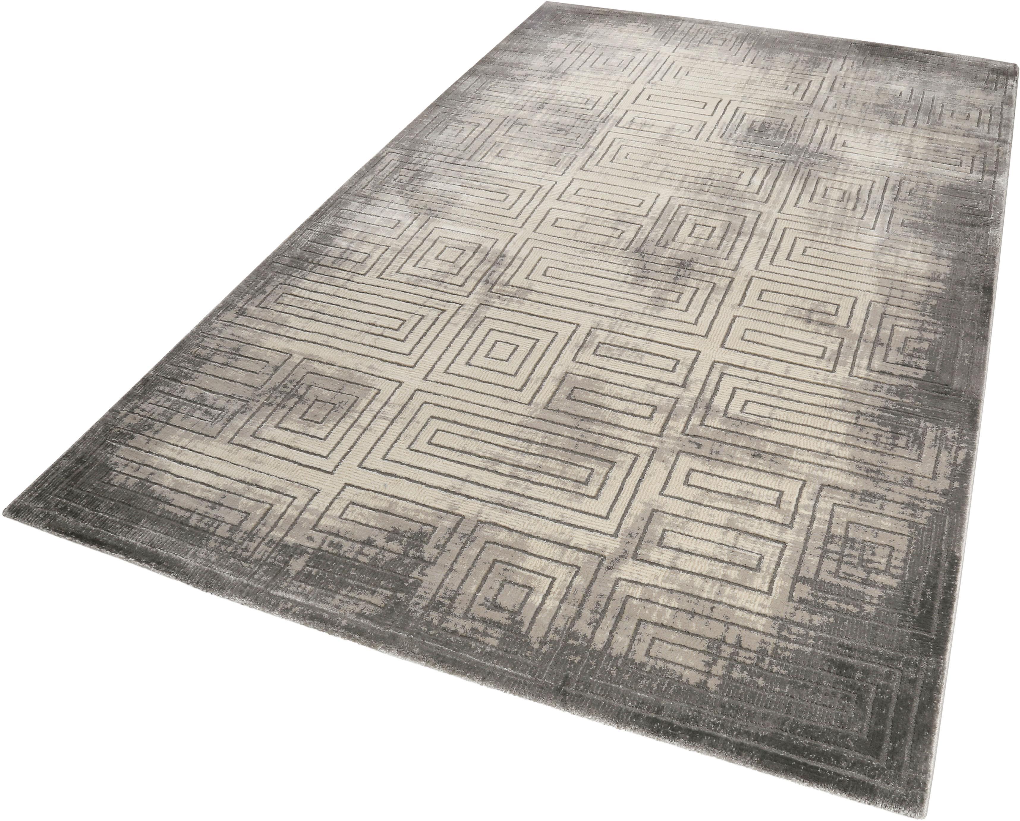 Teppich Aiden Esprit rechteckig Höhe 12 mm maschinell gewebt