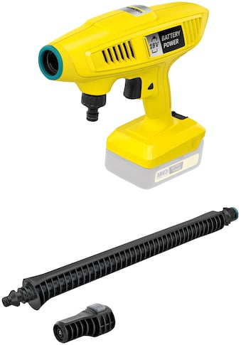KÄRCHER Akku-Druckreiniger »KHB 4-18«, für kleinere Flächen, Gartenmöbel, Fahrräder kaufen