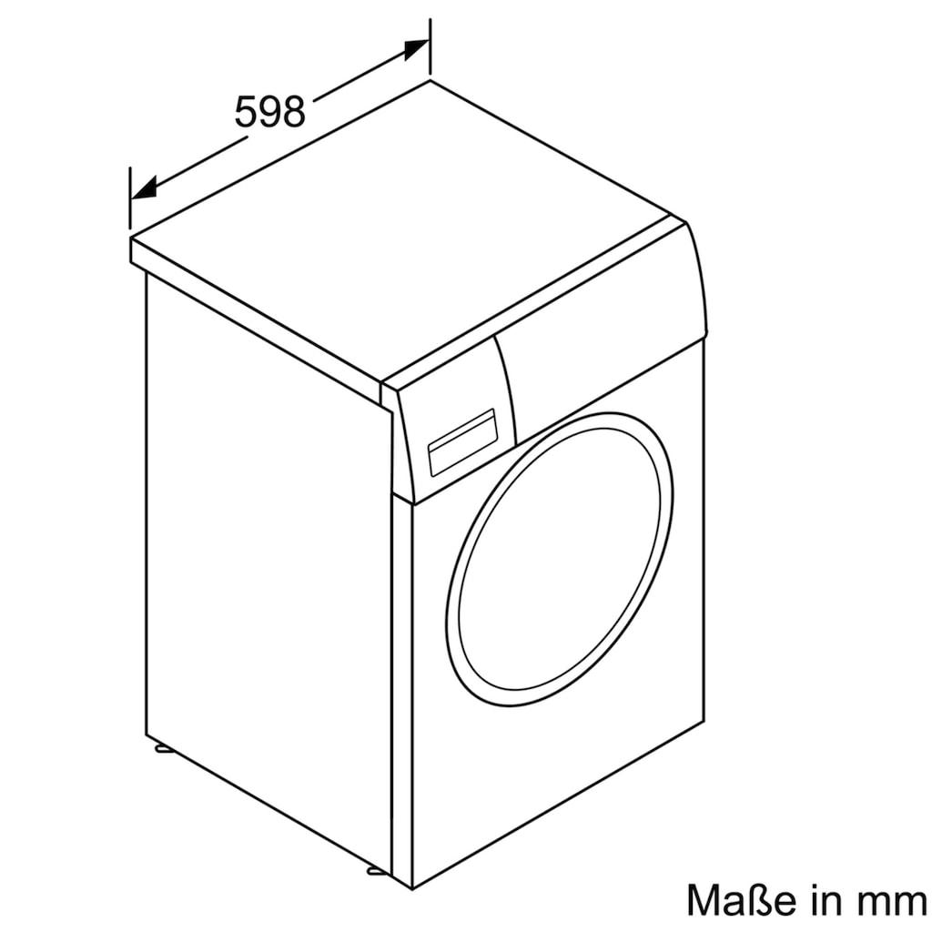 BOSCH Waschmaschine, 8, WAV28MV0, 9 kg, 1400 U/min
