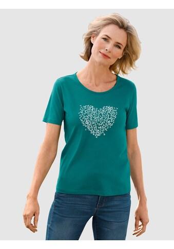 Dress In Shirt mit Ankerdruck kaufen