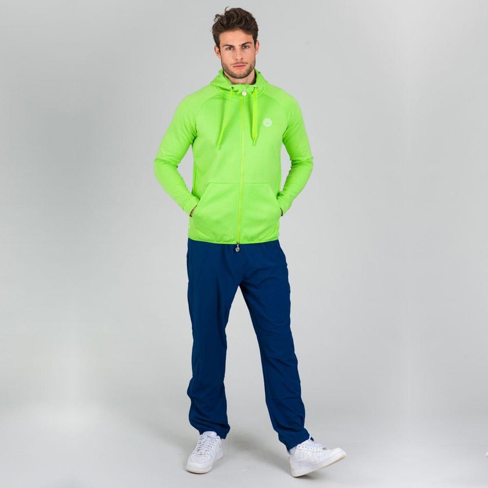 BIDI BADU Trainingshose im schlichten Design | Sportbekleidung > Sporthosen > Trainingshosen | Blau | Gummi - Elasthan | Bidi Badu