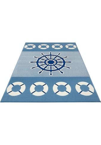 HANSE Home Kinderteppich »On Board«, rechteckig, 9 mm Höhe kaufen