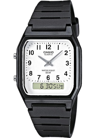 Casio Collection Multifunktionsuhr »AW - 48H - 7BVEG« kaufen