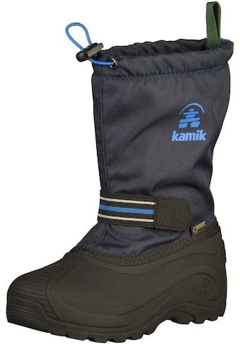 Kamik Snowboots »Lederimitat/Textil« kaufen
