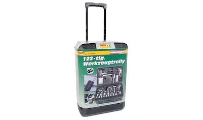 Brueder Mannesmann Werkzeuge Werkzeugtrolley »(122 - tlg.)« kaufen