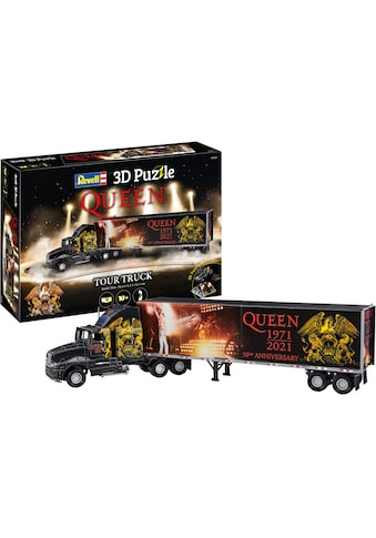 Revell® 3D-Puzzle »Tour-Truck Queen« kaufen