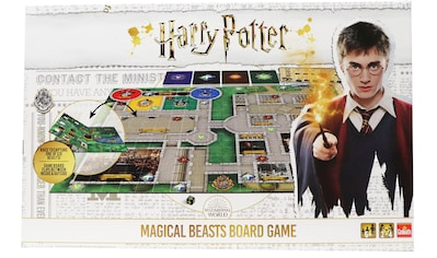 "Goliath® Spiel, ""Harry Potter  -  Magical Beasts Board Game"" kaufen"