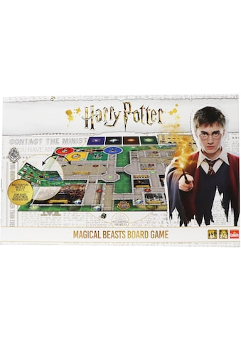Goliath® Spiel »Harry Potter - Magical Beasts Board Game« kaufen