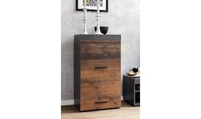 Wilmes Stauraumschrank »Flint«, Höhe ca. 88,5 cm kaufen