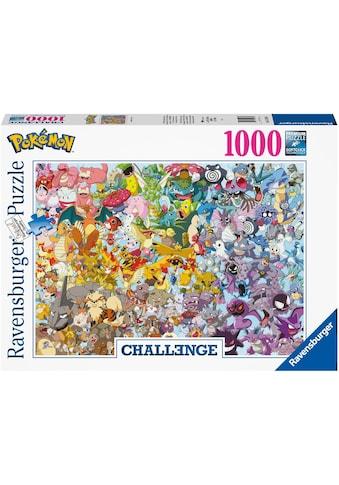 "Ravensburger Puzzle ""Challenge  -  Pokémon™"" kaufen"