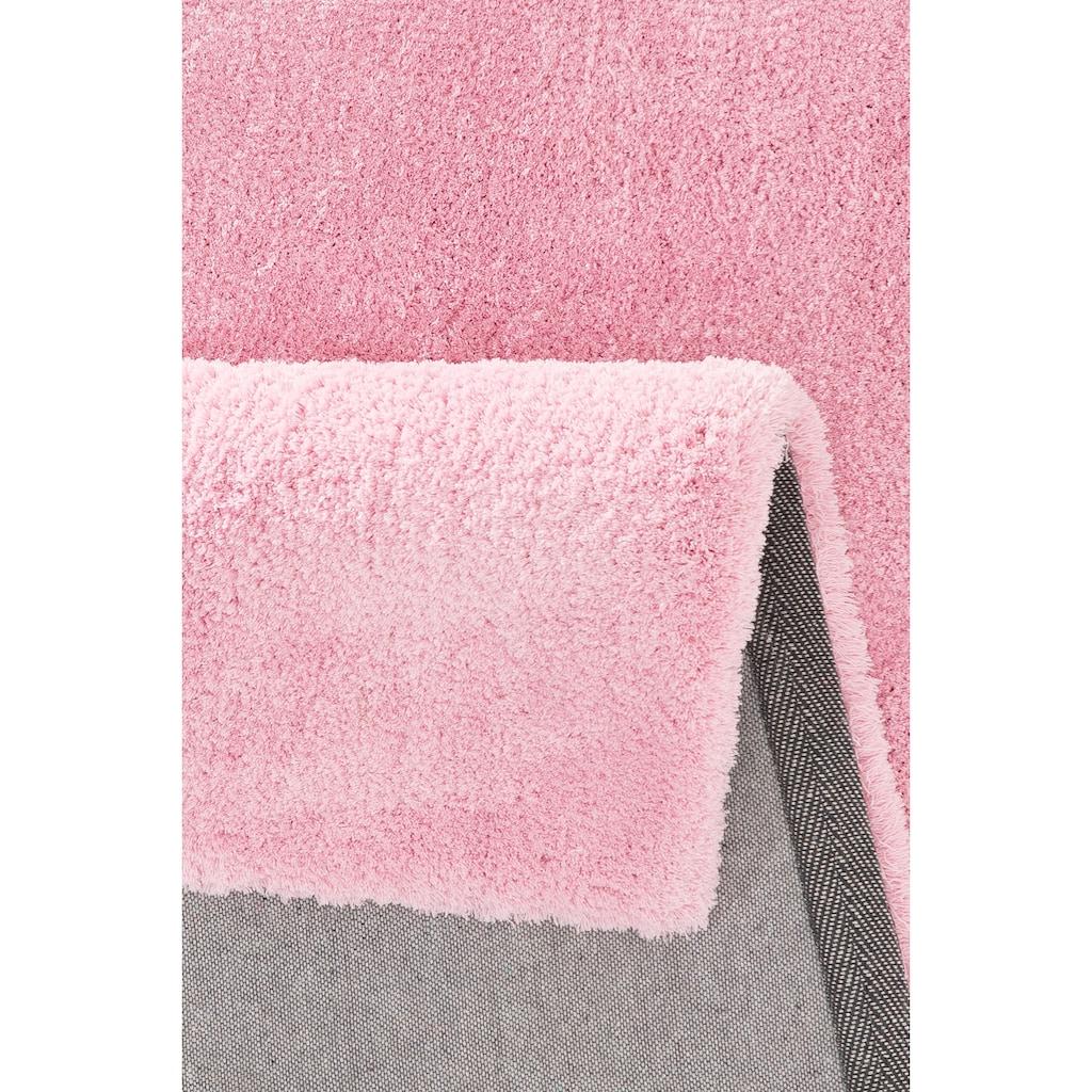 my home Hochflor-Bettumrandung »Magong«, besonders weich durch Microfaser