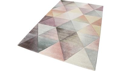 Teppich, »Lighthouse«, Wecon home, rechteckig, Höhe 13 mm, maschinell gewebt kaufen