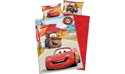 Walt Disney Babybettwäsche »Disney´s Cars«, mit niedlichem Motiv kaufen