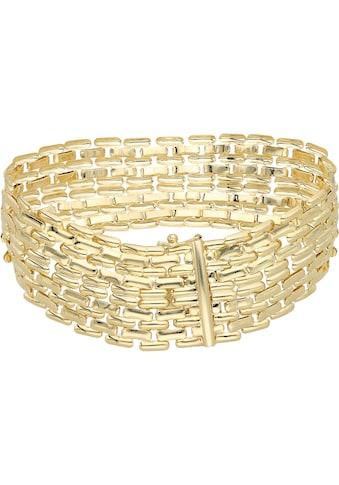 Luigi Merano Armband »glanz, Gold 585« kaufen