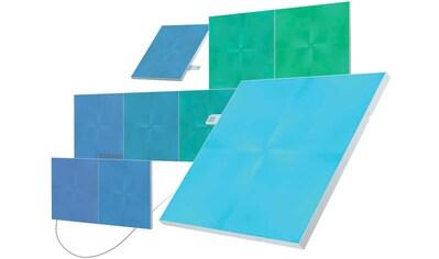 nanoleaf LED Panel »Nanoleaf Canvas Starter Kit - 9 PK«, LED-Board, Farbwechsler kaufen
