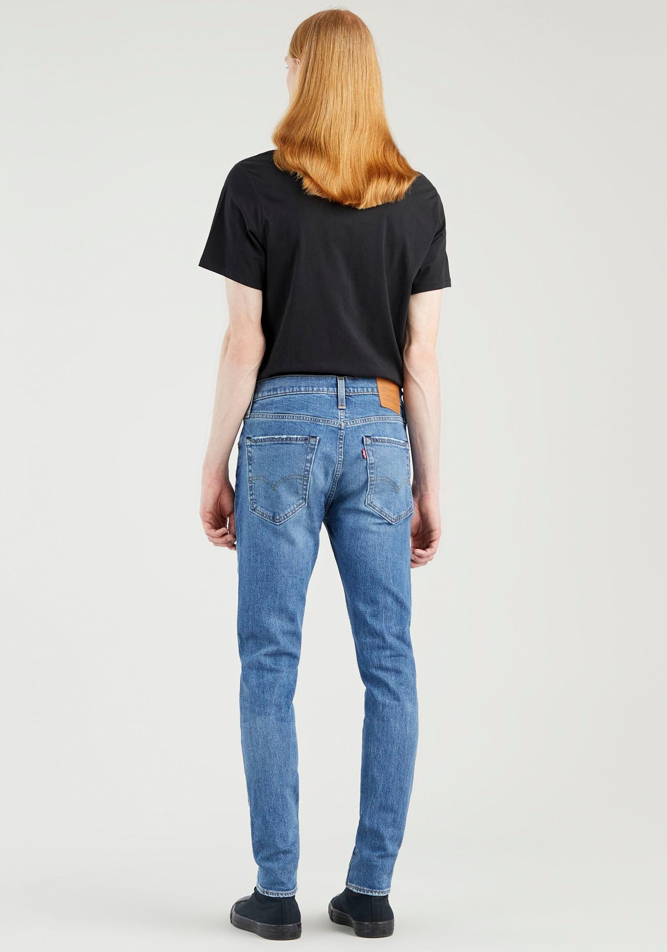 levis - Levi's Skinny-fit-Jeans SKINNY TAPER, mit Markenlabel
