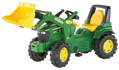 Rolly Toys Tretfahrzeug »John Deere 7930«, Kindertraktor mit Lader kaufen