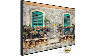 Papermoon Infrarotheizung »Alte Fenster«, sehr angenehme Strahlungswärme kaufen