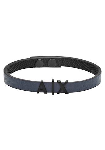 ARMANI EXCHANGE Armband »LOGO, AXG0053001« kaufen
