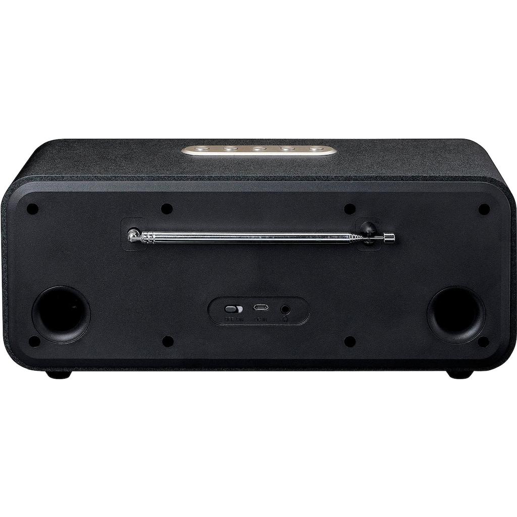 Lenco Digitalradio (DAB+) »DAR-030«, (Bluetooth Digitalradio (DAB+)-FM-Tuner)