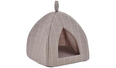 Silvio Design Hundehöhle und Katzenhöhle »Alina«, BxLxH: 35x35x32 cm kaufen