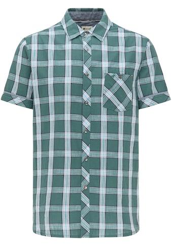 MUSTANG Kurzarm - Hemd »Collin Check Shirt« kaufen