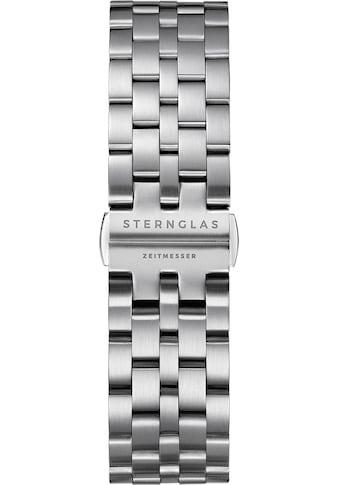 STERNGLAS Uhrenarmband »Metallband silber, SBA00/500« kaufen