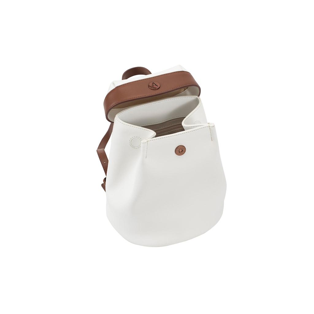 ekonika Cityrucksack »ALLA PUGACHOVA«, mit verstellbaren Schulterriemen