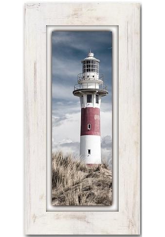 Home affaire Holzbild »Leuchtturm« kaufen