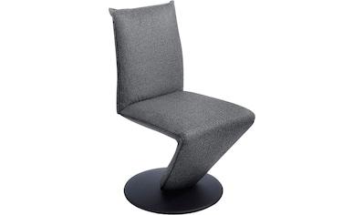 K+W Komfort & Wohnen Drehstuhl »Drive«, Stuhl mit federnder Sitzschale, Drehteller in... kaufen